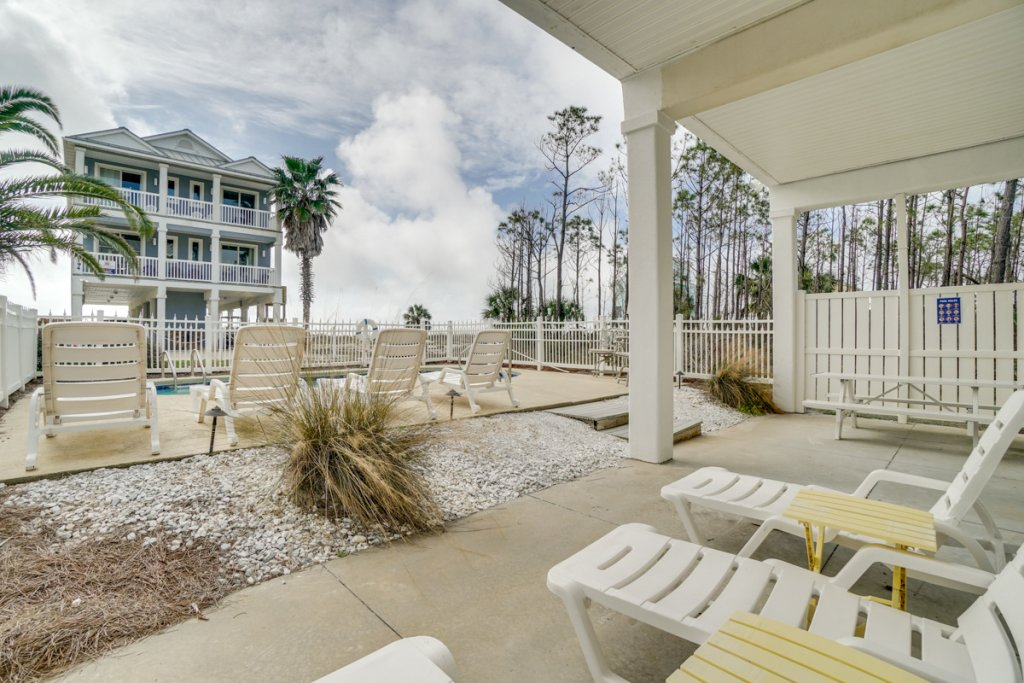 Photo of a Cape San Blas House named Whispering Palms - This is the thirty-second photo in the set.