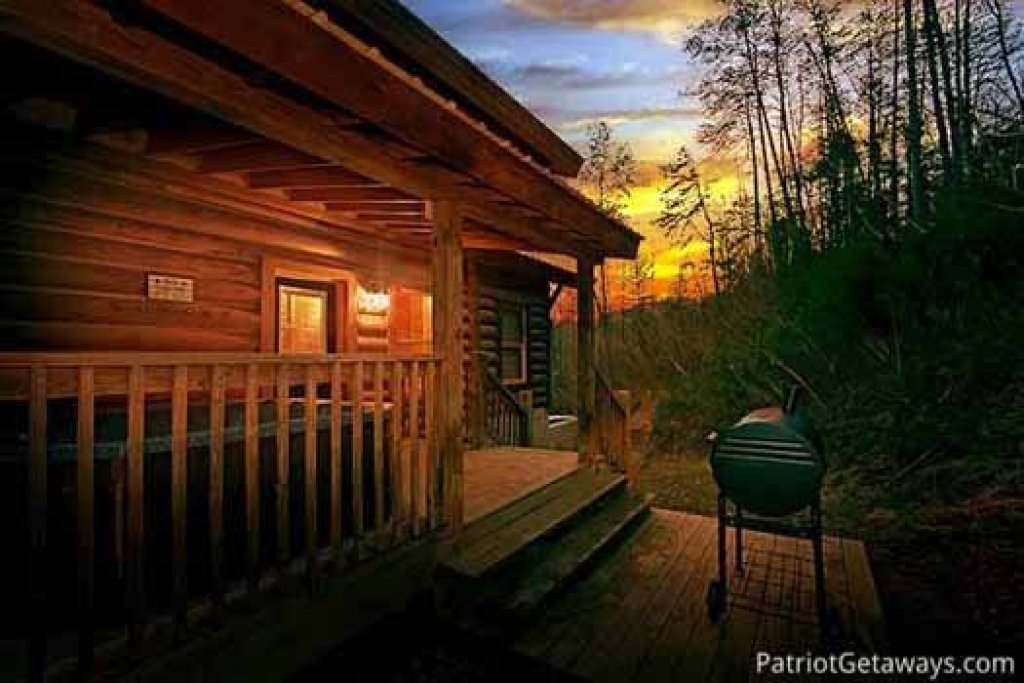 Photo of a Sevierville Cabin named A Great Escape - This is the eighth photo in the set.