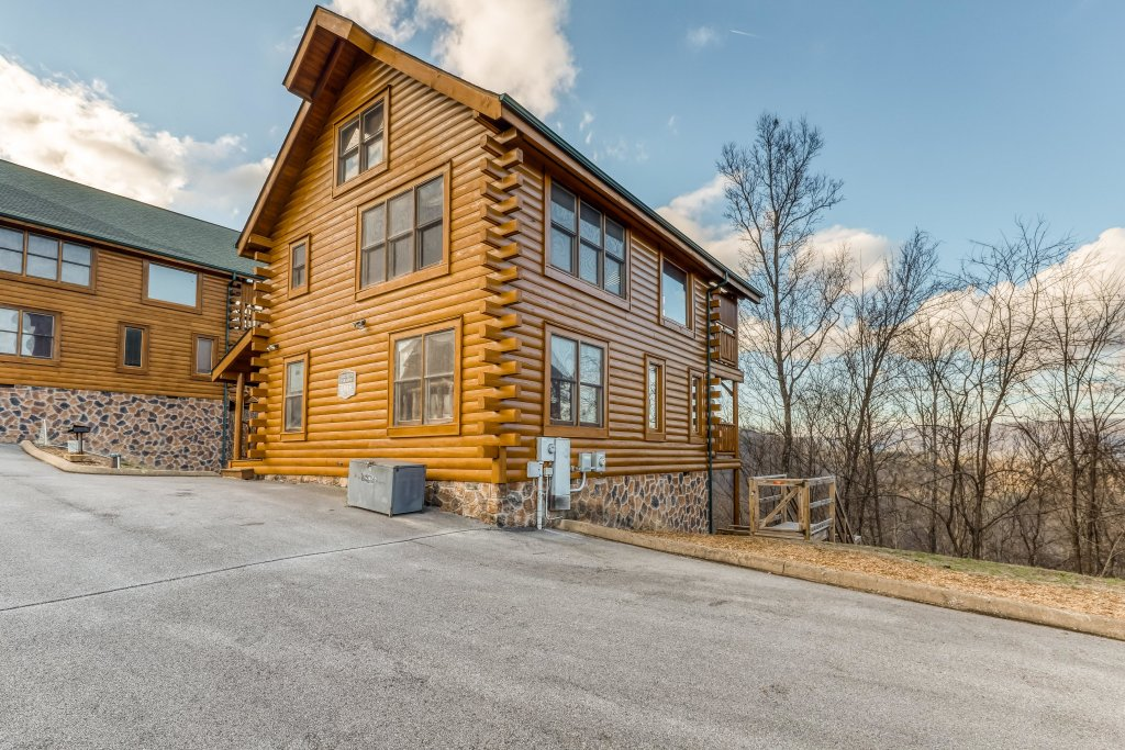 Photo of a Sevierville Cabin named Nature's Paradise - This is the fortieth photo in the set.