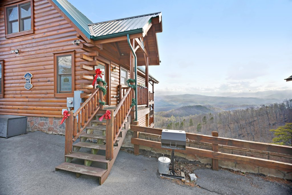 Photo of a Pigeon Forge Cabin named Breathtaking View - This is the thirty-first photo in the set.