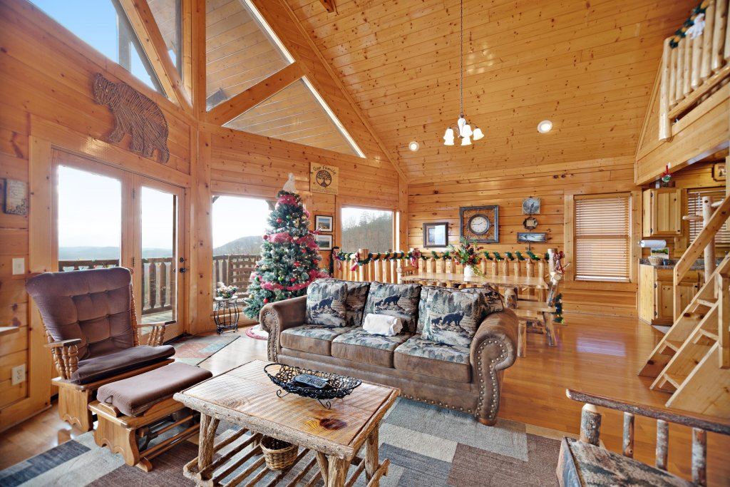 Photo of a Pigeon Forge Cabin named Breathtaking View - This is the tenth photo in the set.