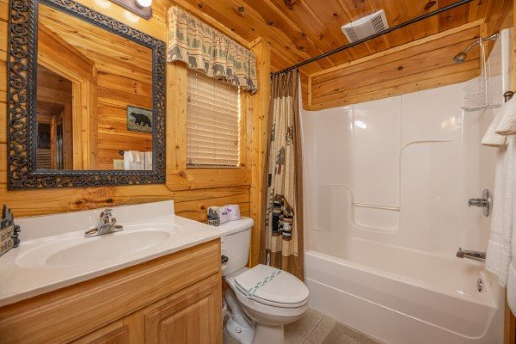 Photo of a Sevierville Cabin named An Elegant Moose - This is the tenth photo in the set.