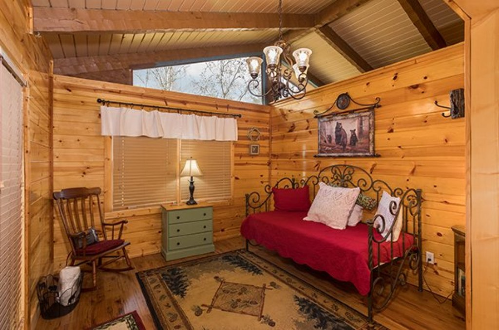Photo of a Sevierville Cabin named Rustic Ranch - This is the thirteenth photo in the set.