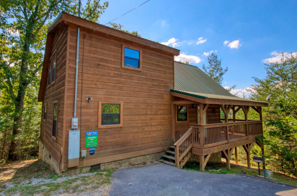 Photo of a Pigeon Forge Cabin named Dare To Bear #238 - This is the eleventh photo in the set.