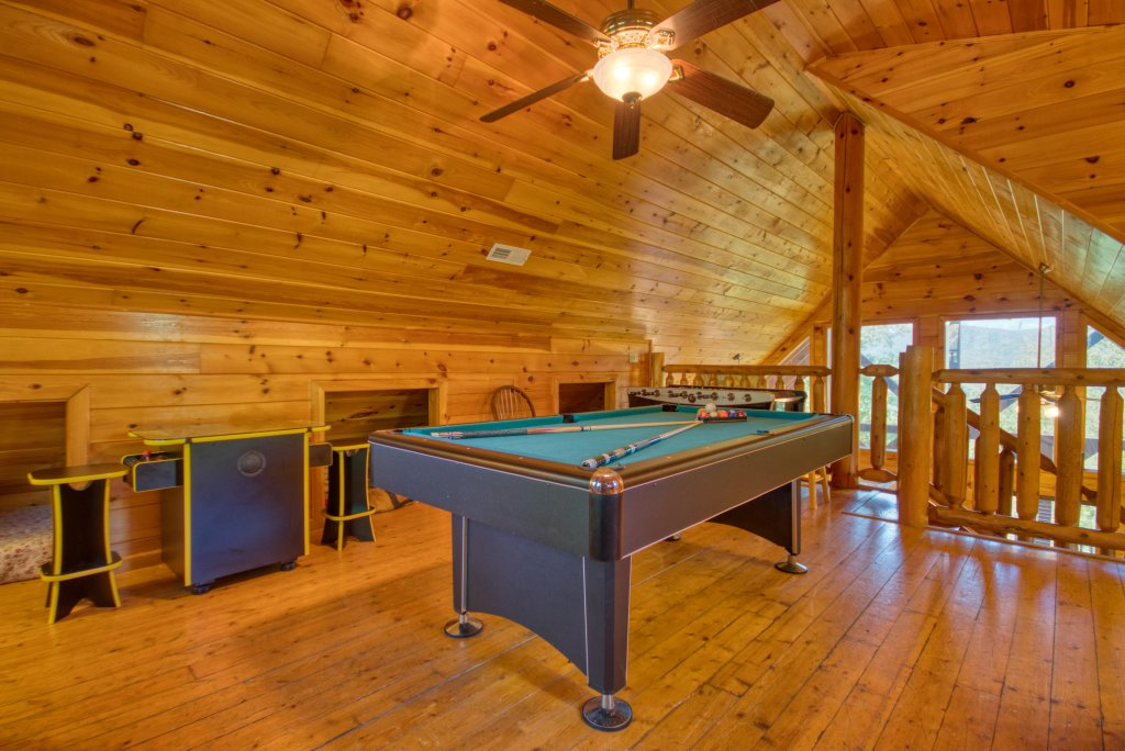 Photo of a Pigeon Forge Cabin named Dare To Bear #238 - This is the third photo in the set.