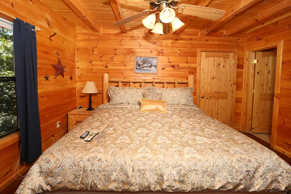 Photo of a Pigeon Forge Cabin named Dare To Bear #238 - This is the twenty-first photo in the set.