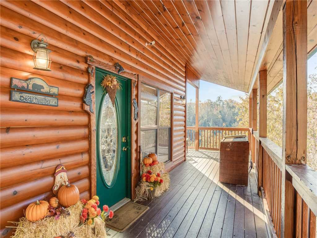 Photo of a Sevierville Cabin named Bear Hunter - This is the thirty-fifth photo in the set.