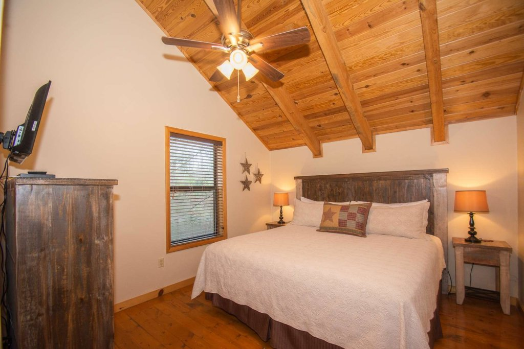 Photo of a Gatlinburg Cabin named Sweet Serenity - This is the seventh photo in the set.