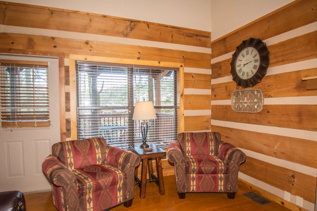 Photo of a Gatlinburg Cabin named Sweet Serenity - This is the eighth photo in the set.