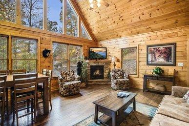 Mountain Elegance, 2 Bedrooms, Theater, Hot Tub, Pool Table, Sleeps 8