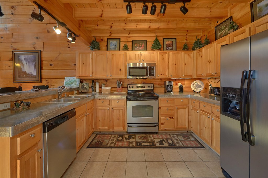 Photo of a Sevierville Cabin named It's All Good - This is the fifteenth photo in the set.