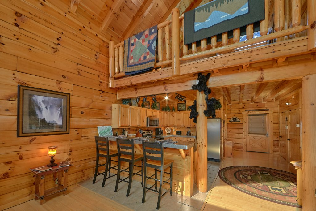 Photo of a Sevierville Cabin named It's All Good - This is the twelfth photo in the set.