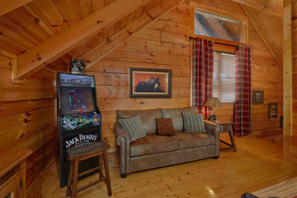 Photo of a Sevierville Cabin named It's All Good - This is the ninth photo in the set.