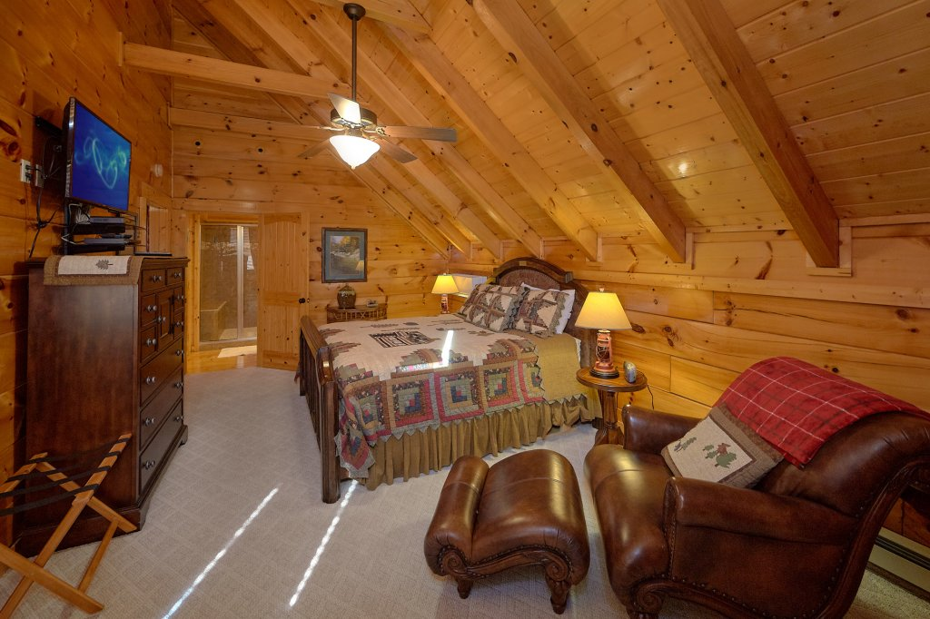 Photo of a Sevierville Cabin named It's All Good - This is the twentieth photo in the set.