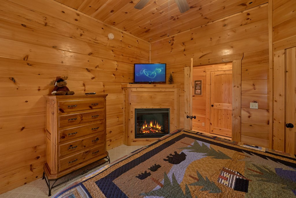 Photo of a Sevierville Cabin named It's All Good - This is the twenty-third photo in the set.