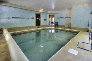Secluded 6 Bedroom Private Indoor Pool Cabin With Hot Tub And Mountain Views
