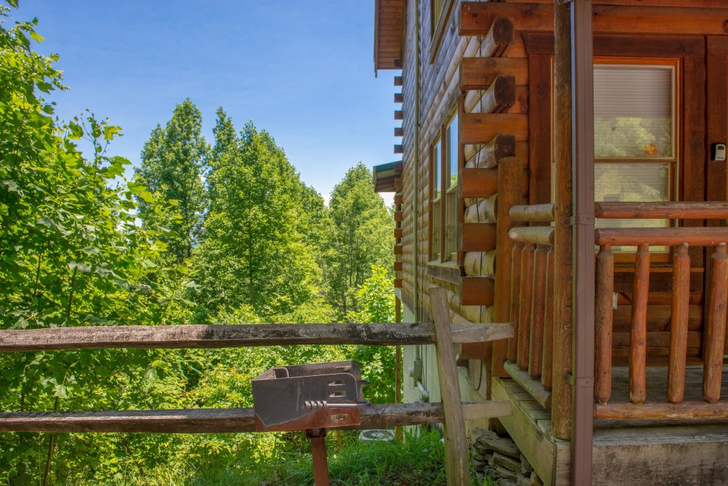 Photo of a Gatlinburg Cabin named Appalachian View - This is the sixth photo in the set.