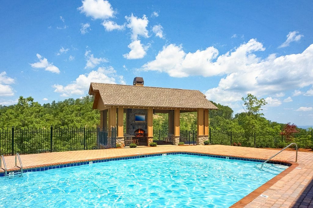 Photo of a Pigeon Forge Cabin named High Expectations - This is the nineteenth photo in the set.