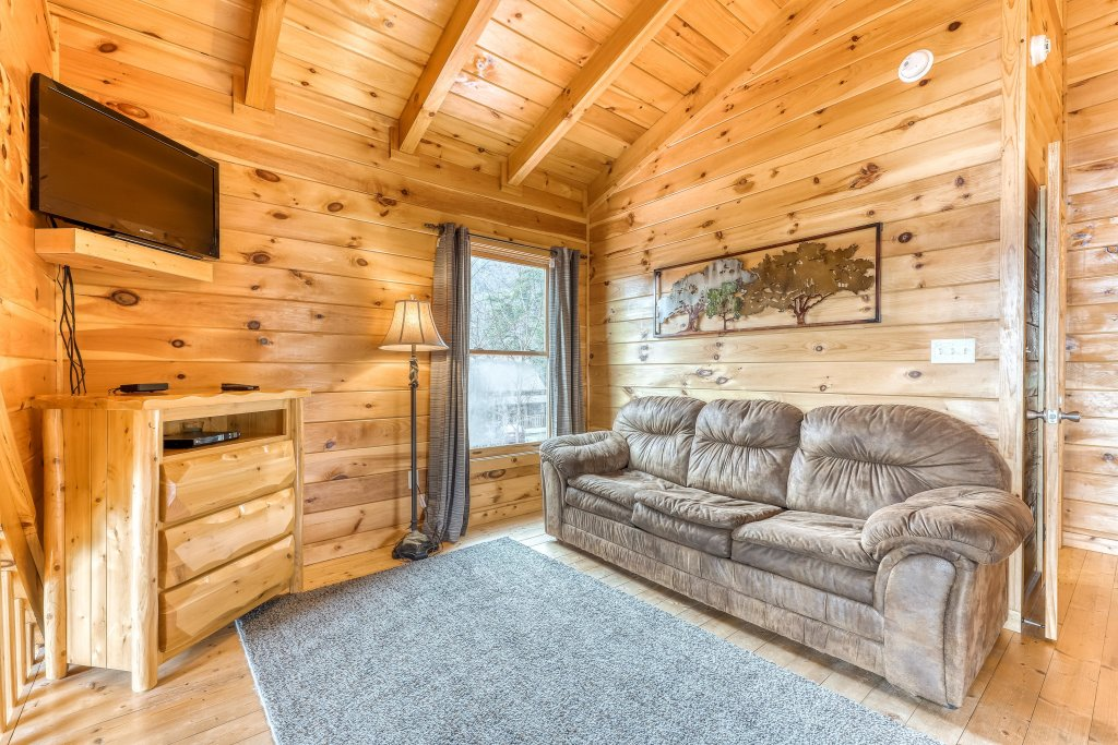Photo of a Sevierville Cabin named Ain't No Mountain High Enough - This is the eighteenth photo in the set.