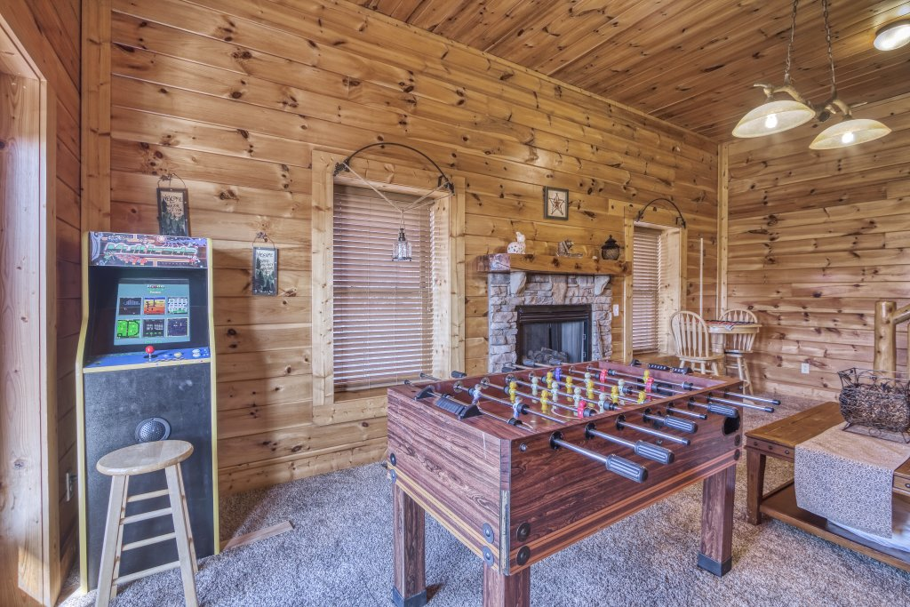 Photo of a Sevierville Cabin named Dream Come True #555 - This is the fourth photo in the set.
