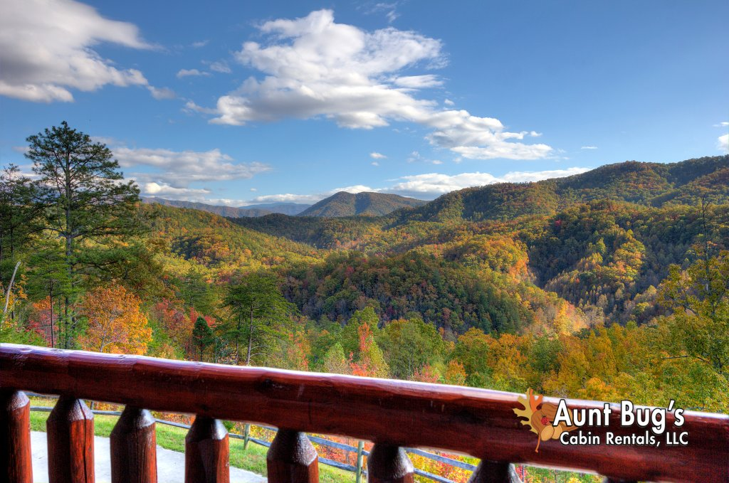 Photo of a Sevierville Cabin named Stairway To Heaven #556 - This is the sixth photo in the set.