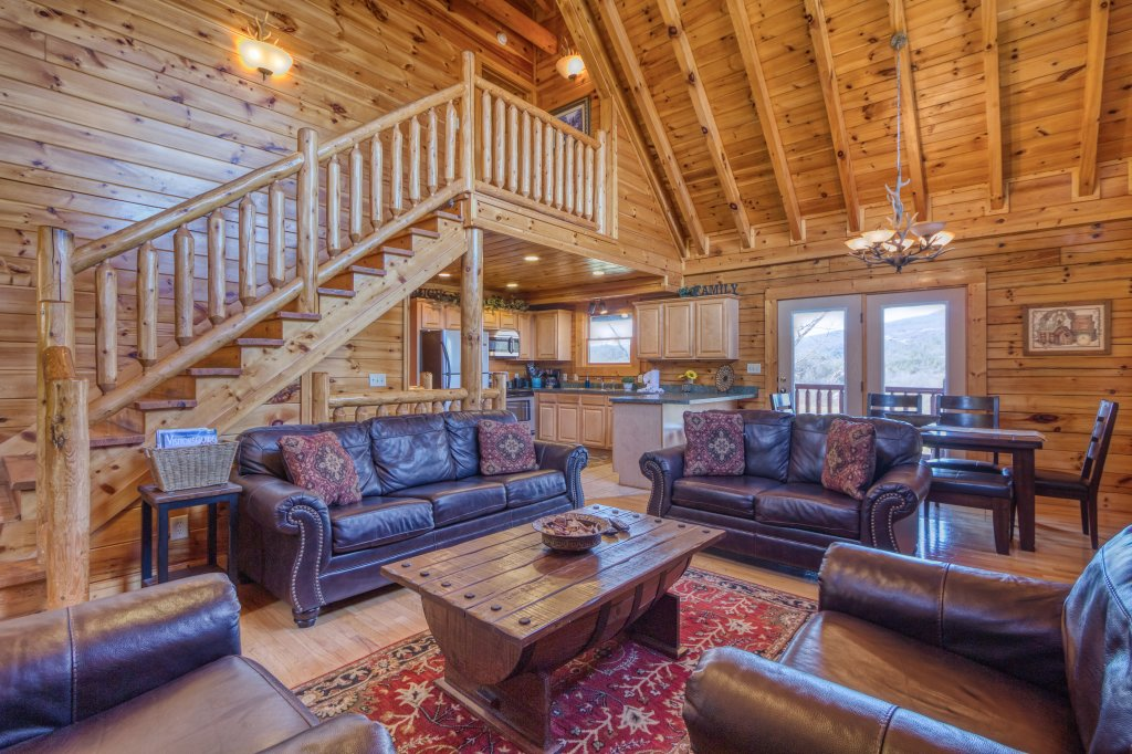 Photo of a Sevierville Cabin named Dream Come True #555 - This is the ninth photo in the set.