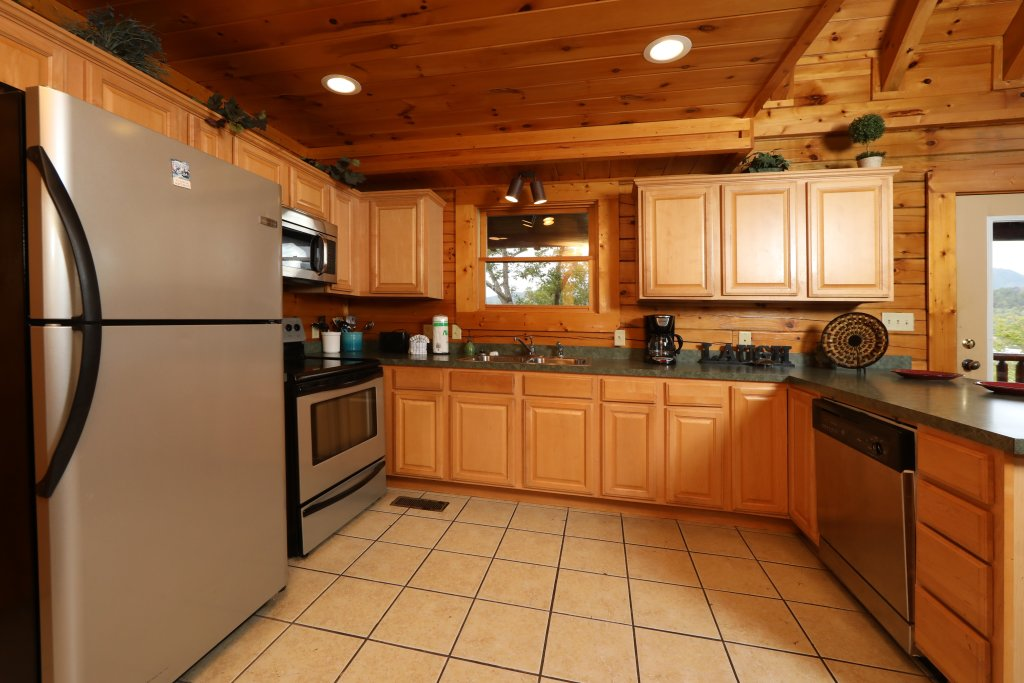 Photo of a Sevierville Cabin named Dream Come True #555 - This is the seventh photo in the set.