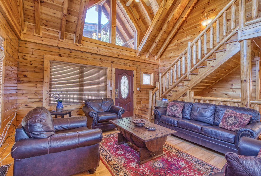 Photo of a Sevierville Cabin named Dream Come True #555 - This is the eleventh photo in the set.