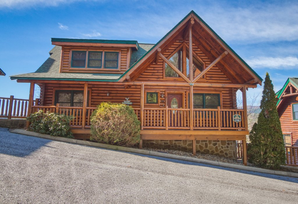 Photo of a Sevierville Cabin named Dream Come True #555 - This is the twelfth photo in the set.