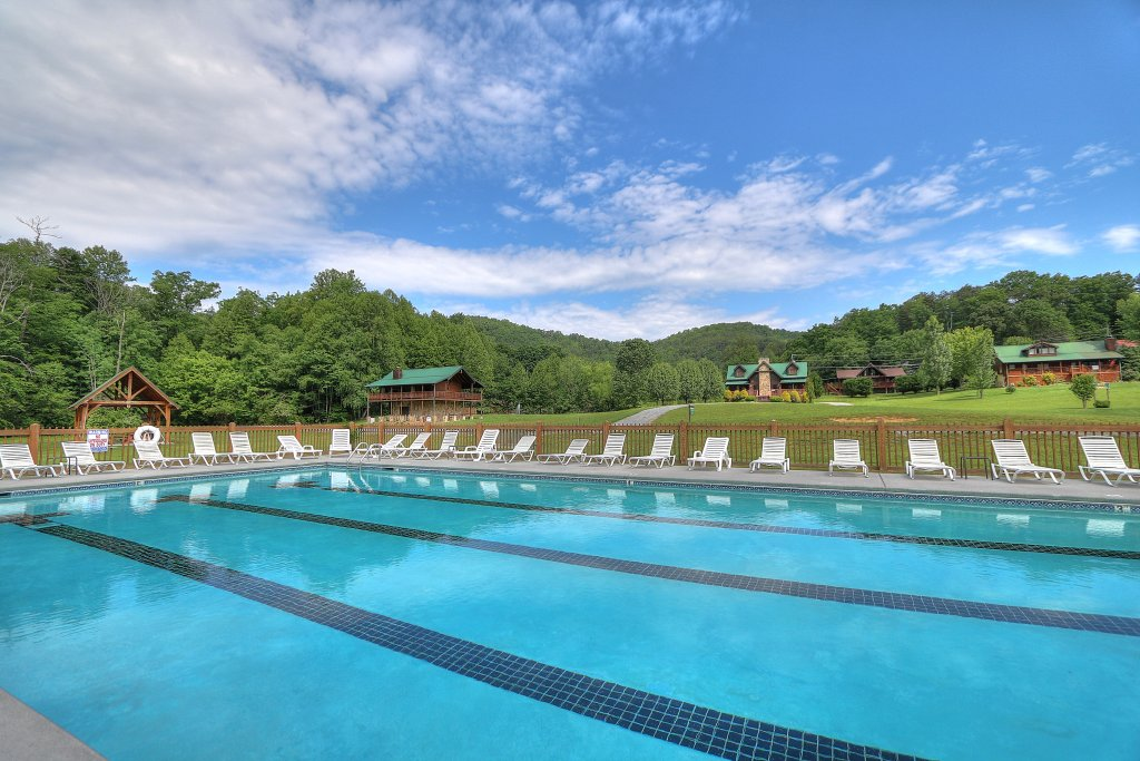 Photo of a Sevierville Cabin named Majestic View Lodge #426 - This is the twenty-fourth photo in the set.