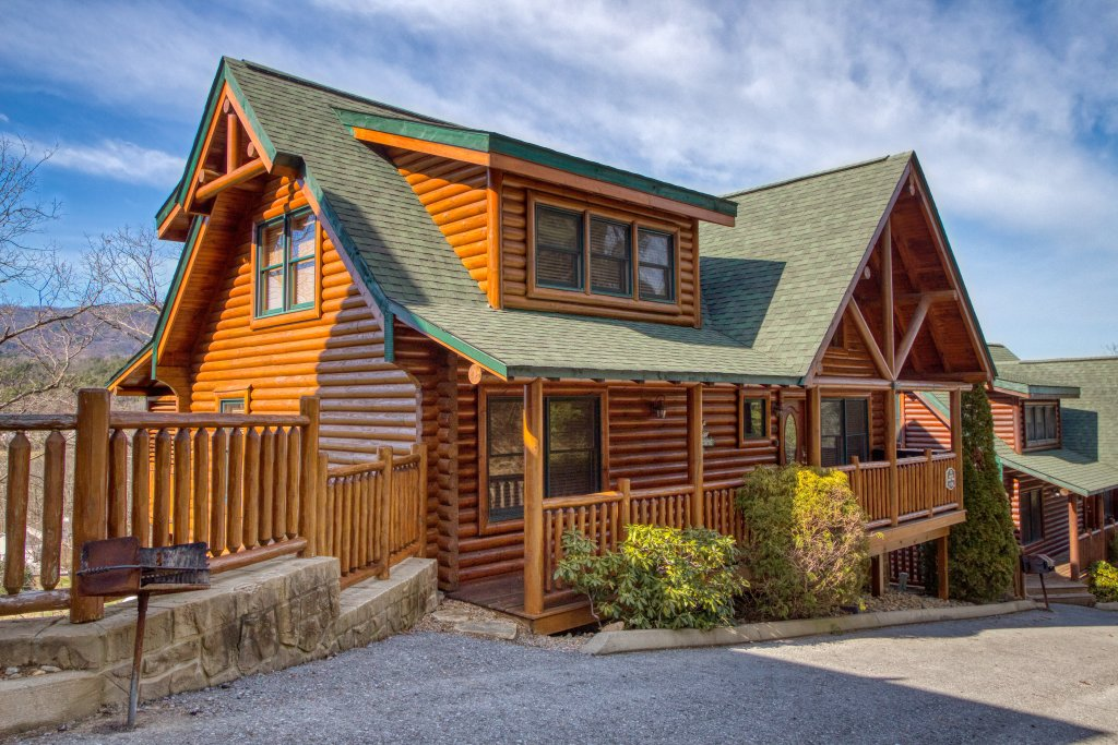 Photo of a Sevierville Cabin named Dream Come True #555 - This is the seventeenth photo in the set.