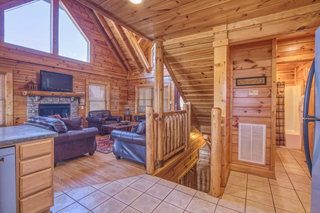 Photo of a Sevierville Cabin named Dream Come True #555 - This is the nineteenth photo in the set.