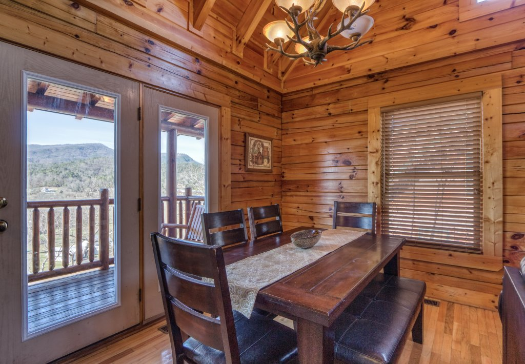 Photo of a Sevierville Cabin named Dream Come True #555 - This is the sixteenth photo in the set.