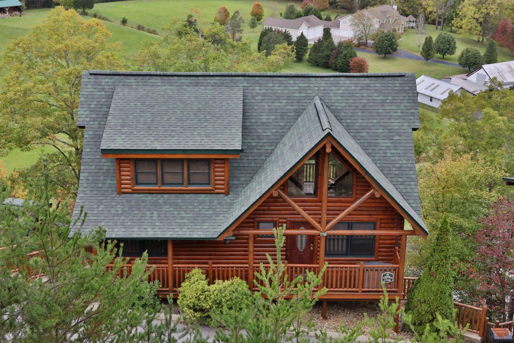 Photo of a Sevierville Cabin named Dream Come True #555 - This is the twenty-first photo in the set.