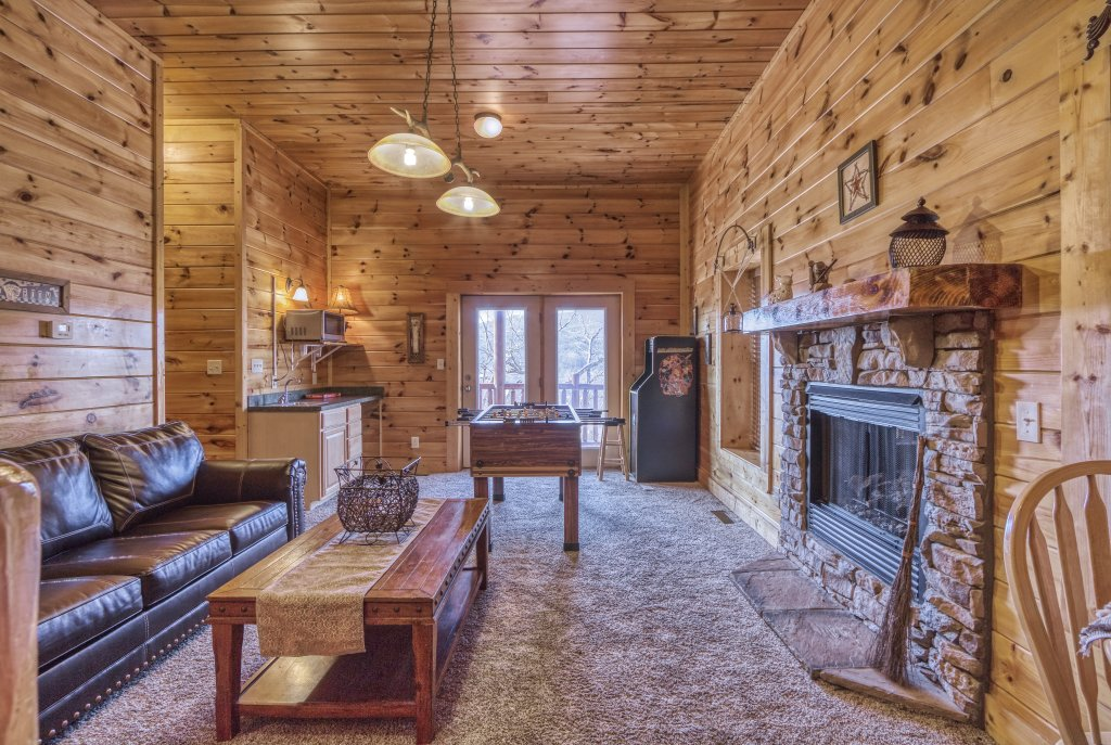 Photo of a Sevierville Cabin named Dream Come True #555 - This is the thirty-sixth photo in the set.
