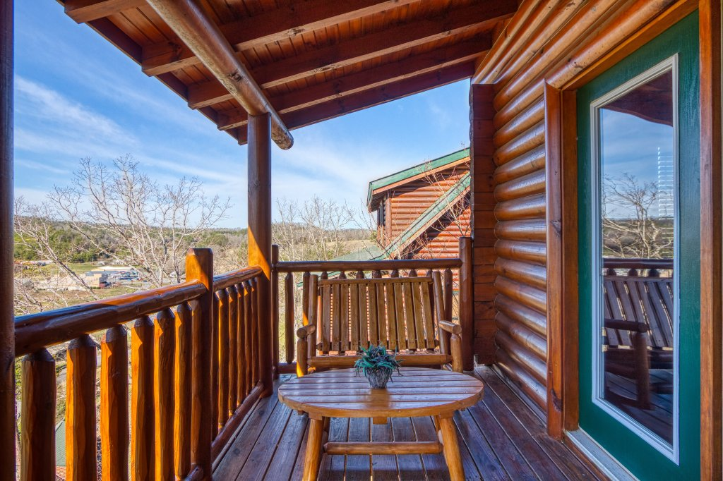 Photo of a Sevierville Cabin named Dream Come True #555 - This is the twenty-third photo in the set.