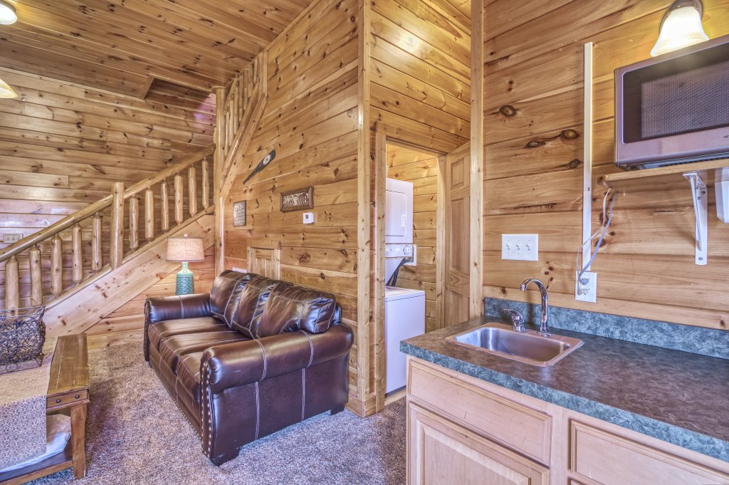 Photo of a Sevierville Cabin named Dream Come True #555 - This is the forty-first photo in the set.