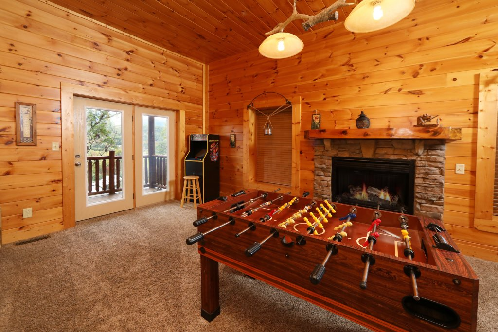 Photo of a Sevierville Cabin named Dream Come True #555 - This is the fifty-sixth photo in the set.