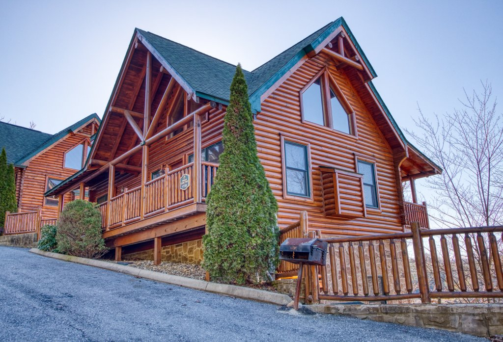 Photo of a Sevierville Cabin named Dream Come True #555 - This is the fifty-first photo in the set.