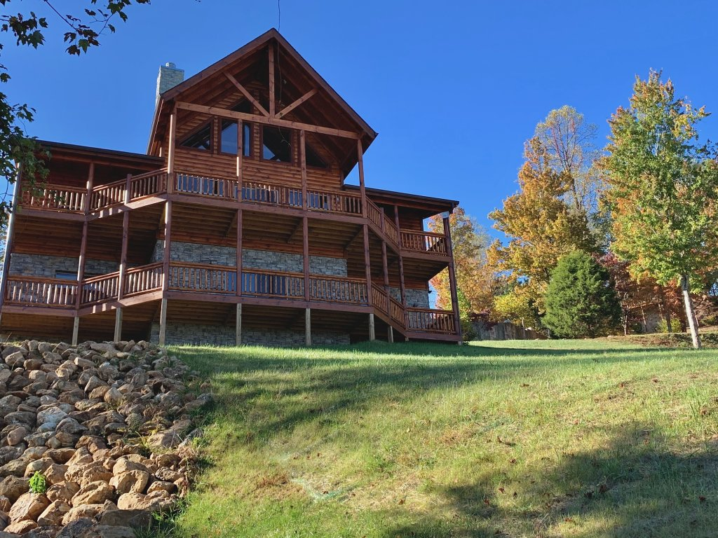 Photo of a Sevierville Cabin named Majestic View Lodge #426 - This is the fifty-fifth photo in the set.