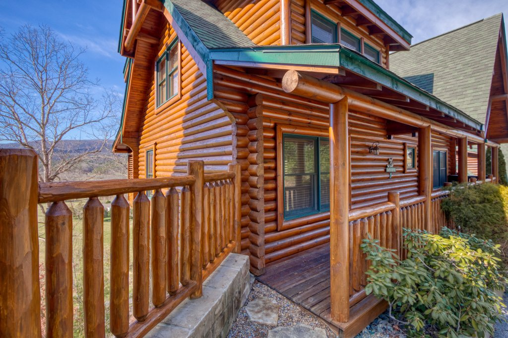 Photo of a Sevierville Cabin named Dream Come True #555 - This is the sixty-second photo in the set.