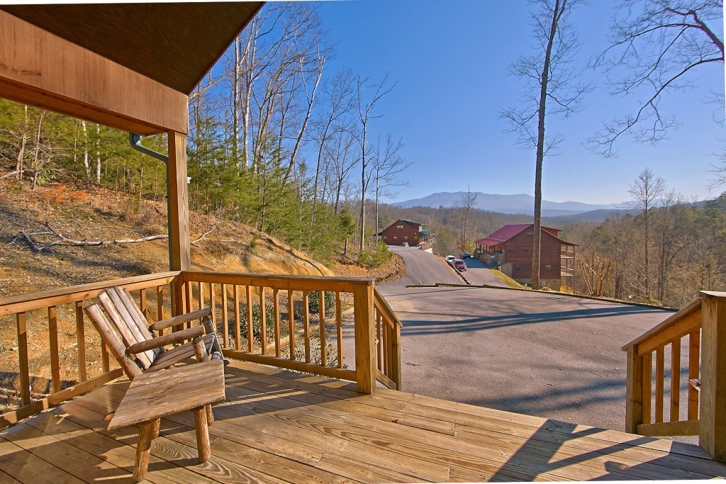 Photo of a Gatlinburg Cabin named A Slice Of Heaven - This is the sixth photo in the set.