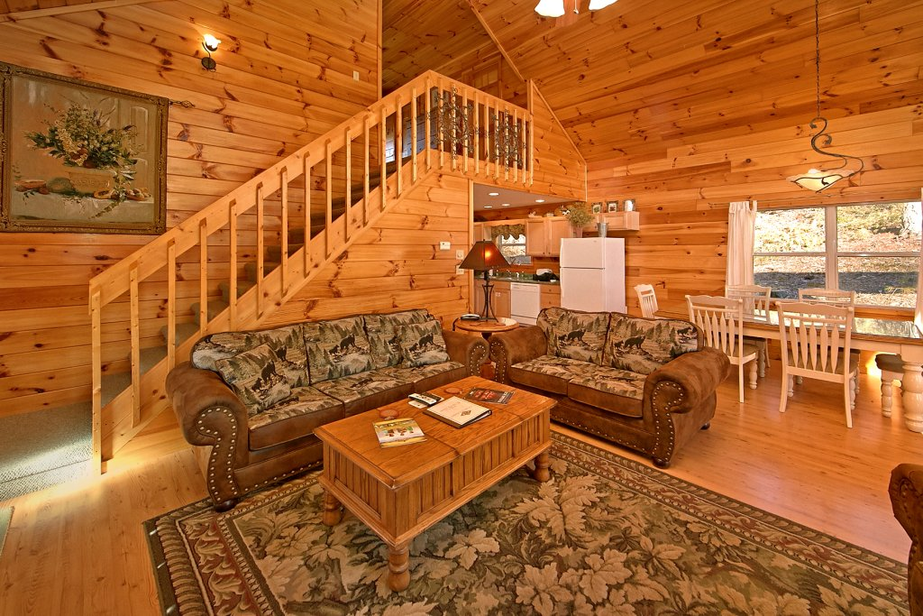 Photo of a Gatlinburg Cabin named A Slice Of Heaven - This is the ninth photo in the set.