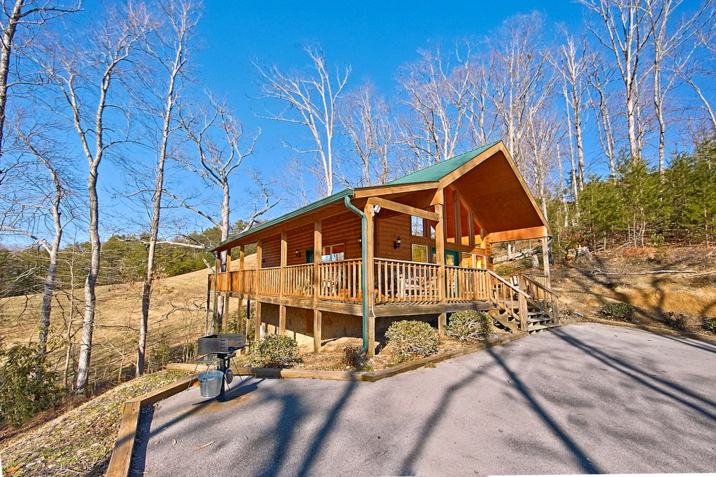 Photo of a Gatlinburg Cabin named A Slice Of Heaven - This is the sixteenth photo in the set.