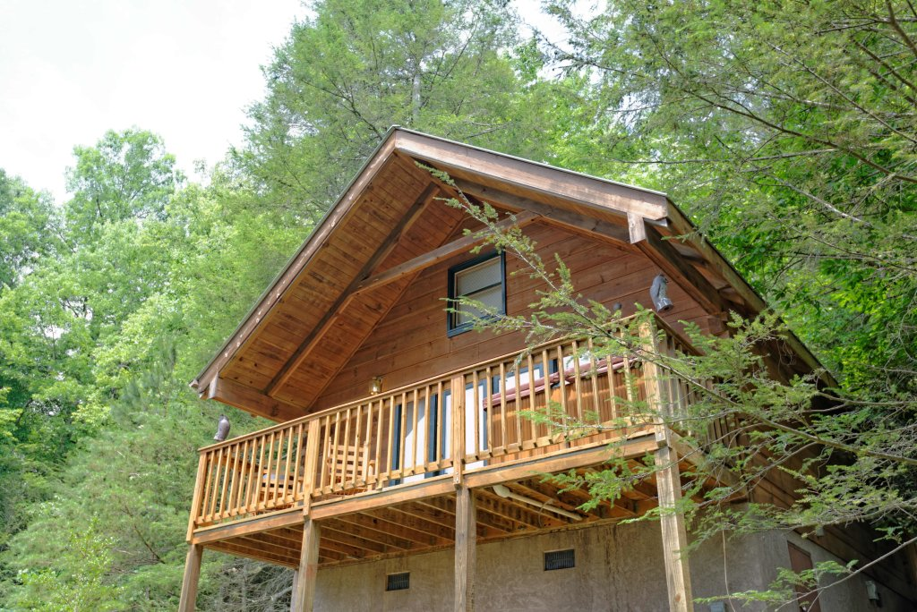 Photo of a Gatlinburg Cabin named Wild Thing #1525 - This is the twelfth photo in the set.
