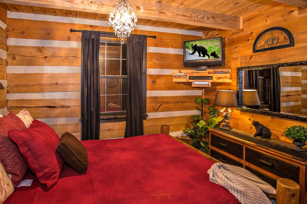 Photo of a Pigeon Forge Cabin named Eagle's View - This is the twenty-second photo in the set.