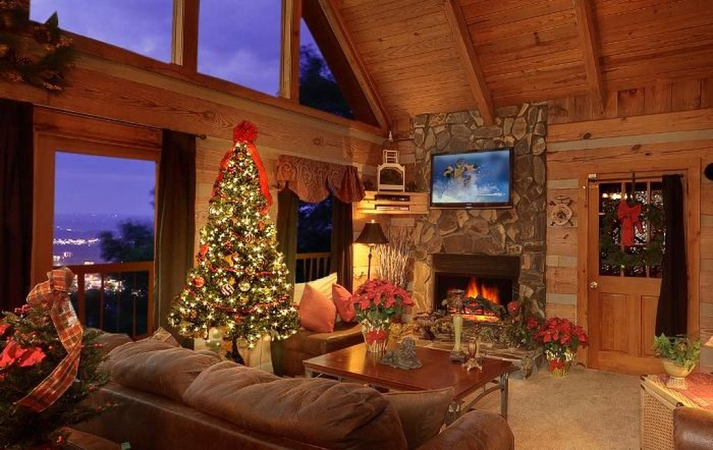 Photo of a Pigeon Forge Cabin named Eagle's View - This is the sixty-first photo in the set.