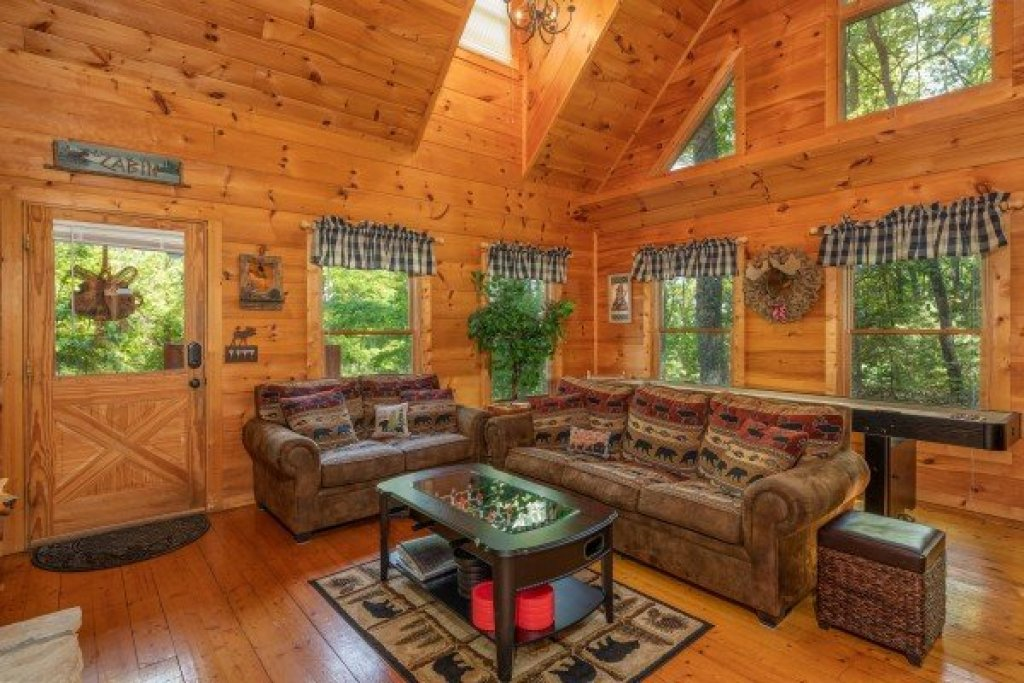 Photo of a Gatlinburg Cabin named Misty Mountain Escape - This is the third photo in the set.