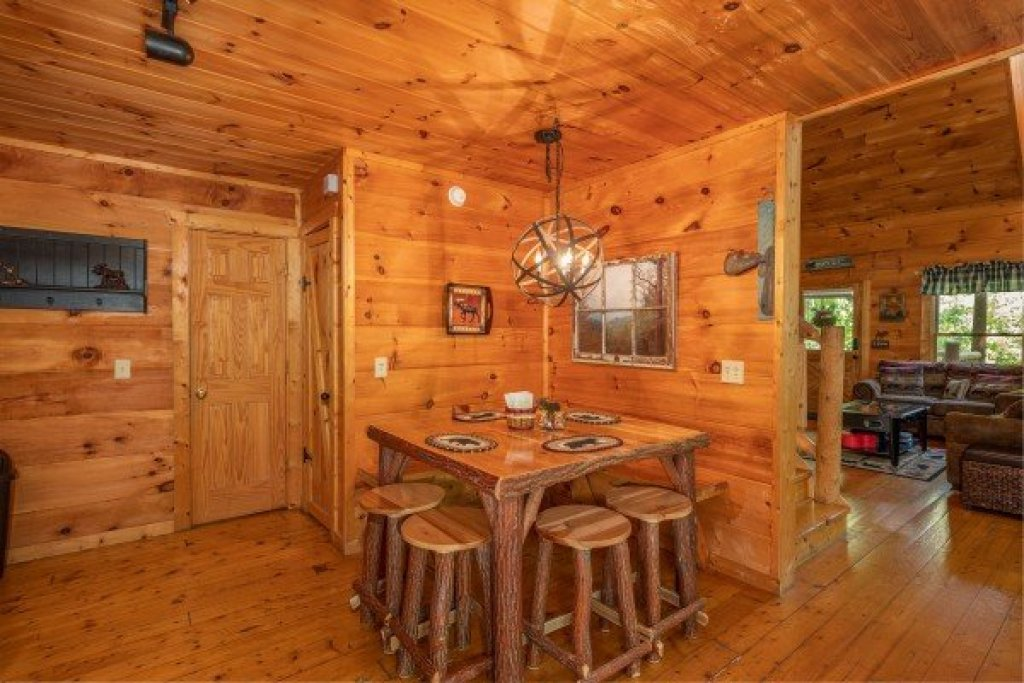 Photo of a Gatlinburg Cabin named Misty Mountain Escape - This is the sixth photo in the set.