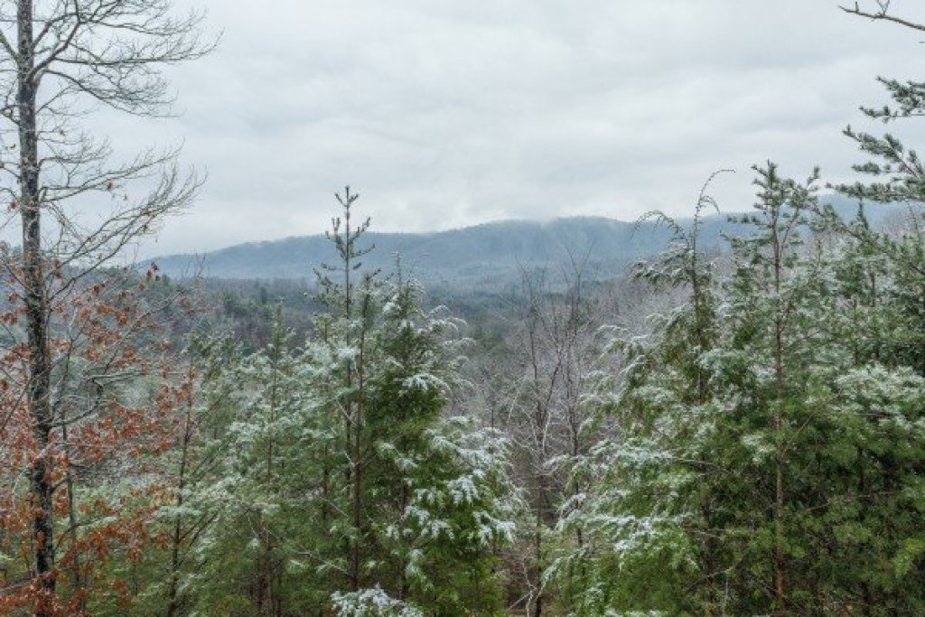 Photo of a Pigeon Forge Cabin named Alpine Romance - This is the thirty-second photo in the set.